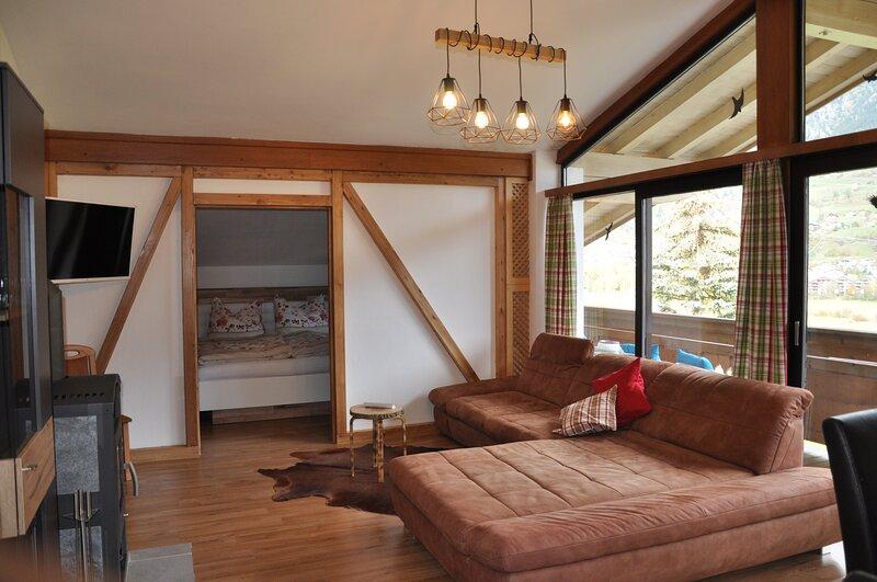 Ferienwohnung Wenger, Nähe Schlossalm, neu renoviert, 3 Schlafzimmer, 90 qm², aluguéis de temporada em Bad Hofgastein