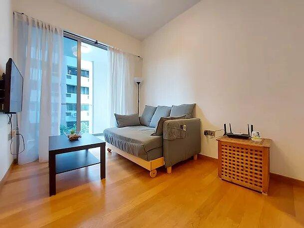 MODERN 1-BR on NEWTON RD, SINGAPORE, vacation rental in Sentosa Island