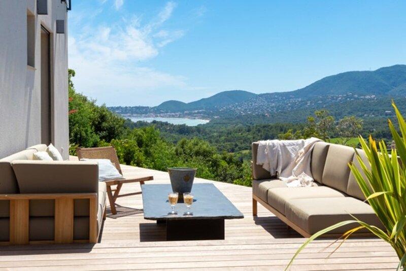 Villa Retraite de Mer, holiday rental in La Mole