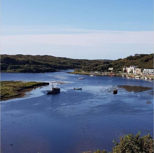 The Loft Clifden 383, holiday rental in Maum