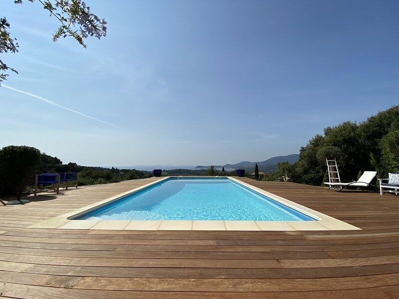 Villa Petite Joie, holiday rental in La Mole