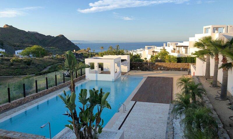 Casa Indalo - Resort Macenas Mojacar, holiday rental in Mojacar Playa