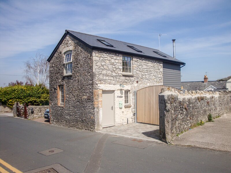 The Coach House St Crispin, Cowbridge, holiday rental in Monknash