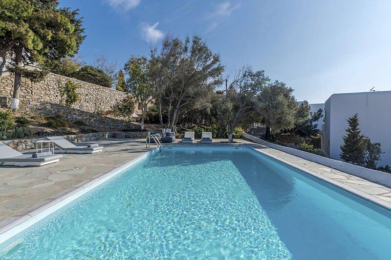 Villa Morena, vacation rental in Aggelika