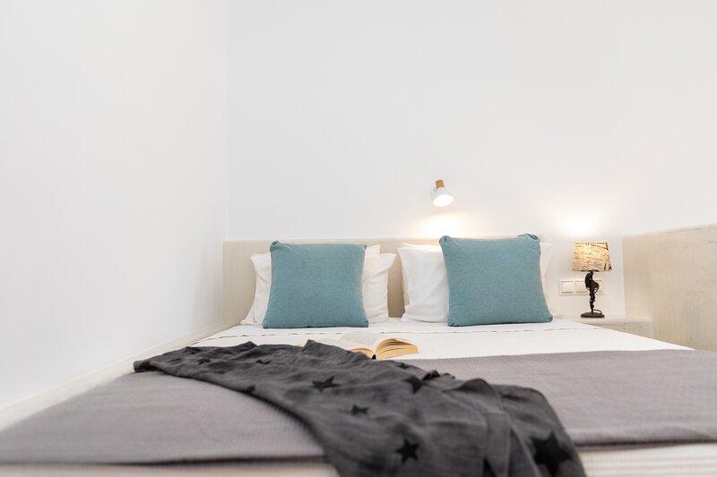 Renetta luxury apartments Naxos castle, alquiler de vacaciones en Galini