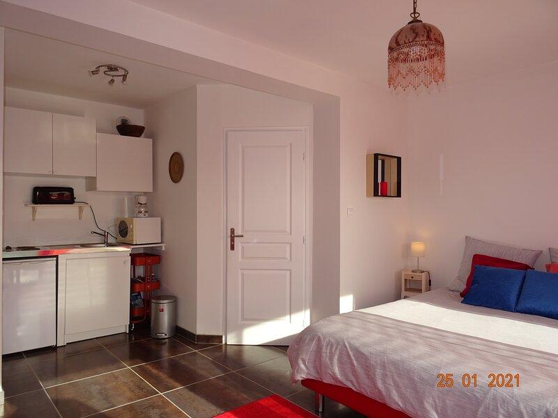 Gite Les Ecrins, holiday rental in Bouches-du-Rhone
