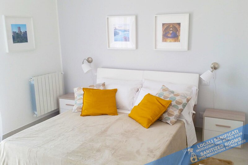 Holiday Apartment Kiara nice air-conditioned two-room apartment, holiday rental in Terrasini