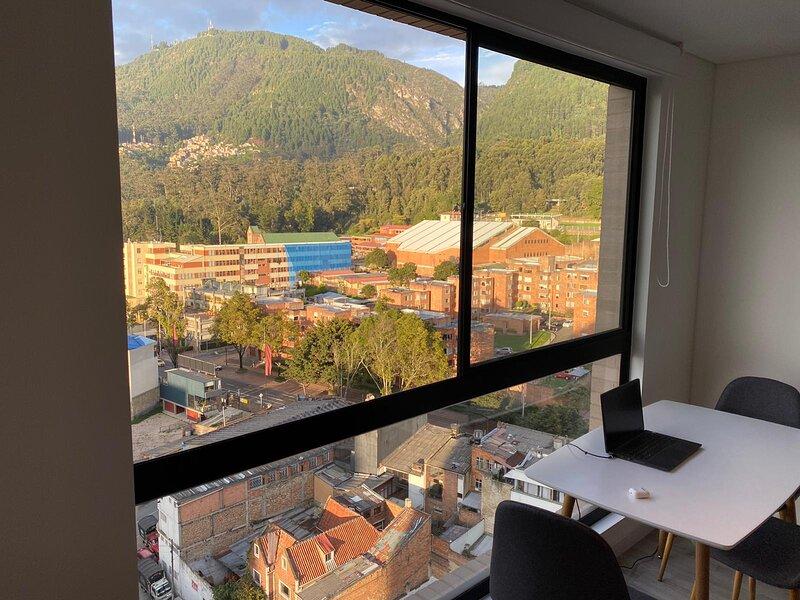 Top of the World in Bogota, location de vacances à Choachi