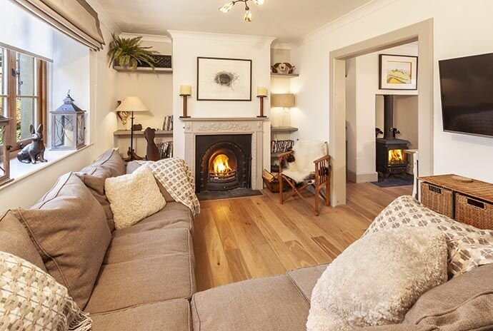 Honeysuckle Cottage, Porlock - Cottage full of character and modern comforts - s, alquiler vacacional en Holnicote
