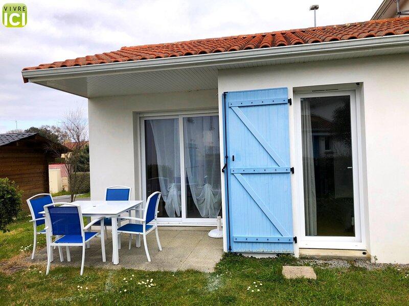Maisonnette 2 à 4 couchages - Résidence de vacances ODALYS, holiday rental in Saint-Brevin-les-Pins