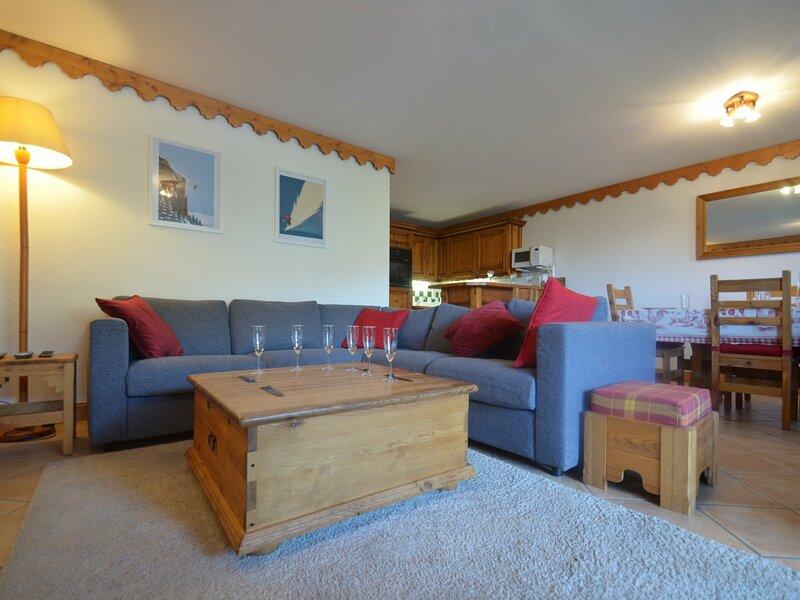 Hameau des Marmottes 7, holiday rental in Levassaix