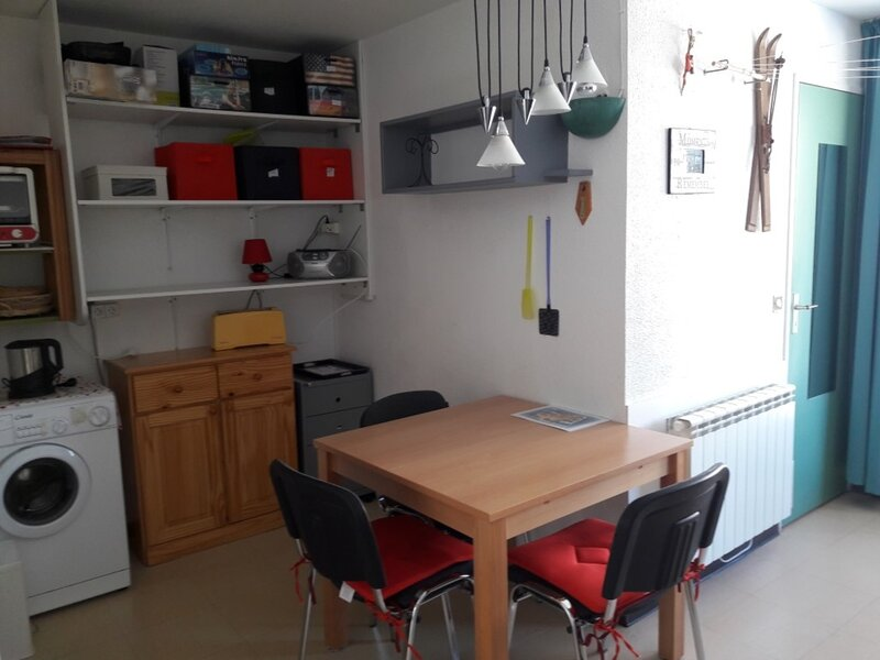 Appartement 5 personnes pied des pistes 359R Le Relais Réallon, alquiler de vacaciones en Reallon