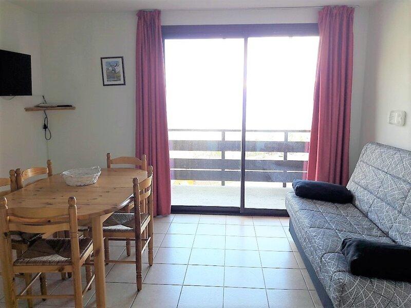 Appartement 6 personnes Gardette Réallon B13, holiday rental in Savines-le-Lac
