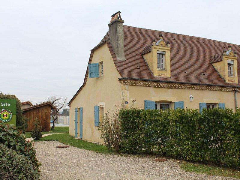 La Bourgatie, holiday rental in Lamonzie-Saint-Martin