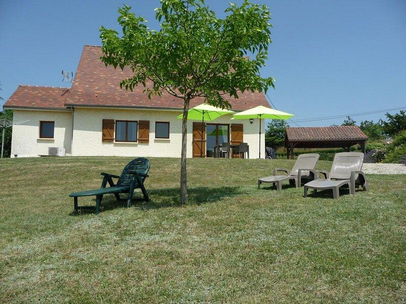 Lo Cigalon, holiday rental in Borreze