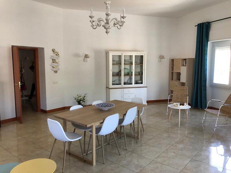 Casa signorile con vista ad Anzio, vacation rental in Anzio