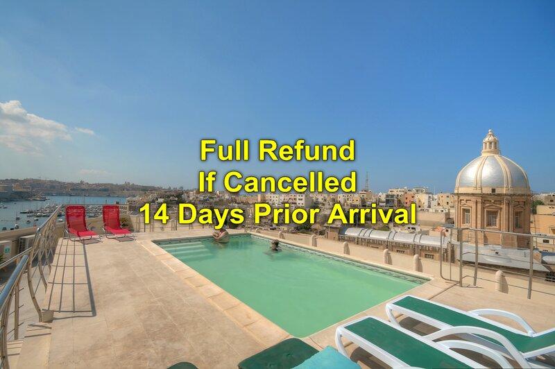 Upper View Point, Ferienwohnung in Malta