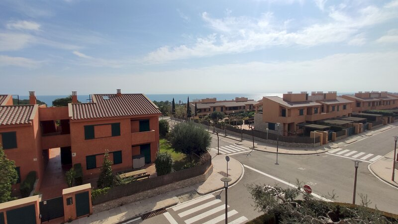 MSJ 39 Magnifico Duplex con Vistas al Mar, vacation rental in Calafat