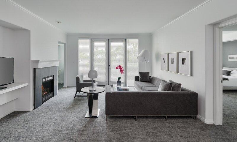 5* Two Bed Deluxe apartment Wilshire Boulevard LA, alquiler de vacaciones en Beverly Hills