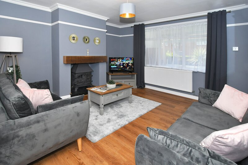 Orion House, holiday rental in Sandbach