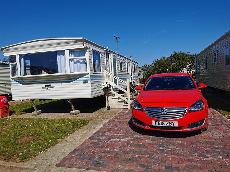 South Field 127, Skipsea Sands, 3bd Caravan, holiday rental in Barmston