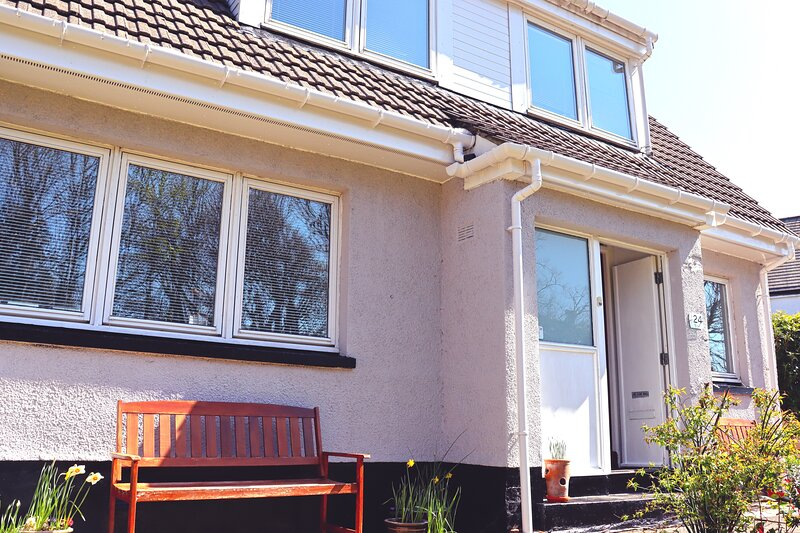Cuilidh Kintyre Holiday Home, vacation rental in Pirnmill