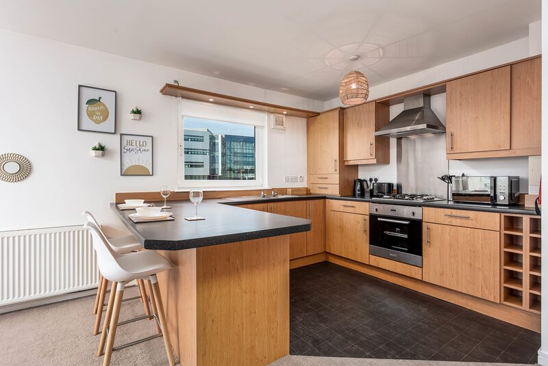 London Gate No2 - Donnini Apartments, holiday rental in Newmilns