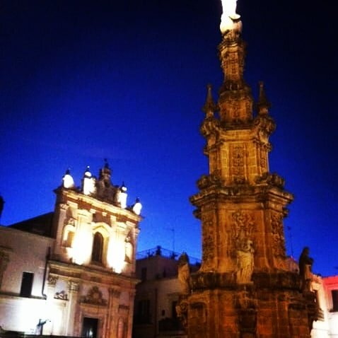 Ancient house in town centre, holiday rental in Nardo