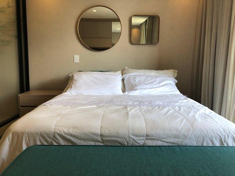 room | Cidade Milano | Localização excepcional a 50m da Beira Mar, location de vacances à Sao Jose