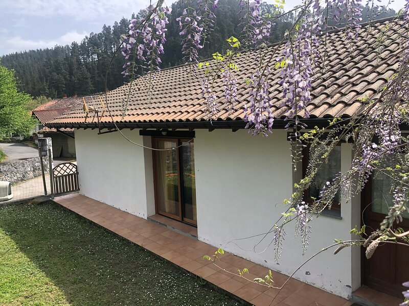 casita de campo cerca de Lekeitio, holiday rental in Mutriku