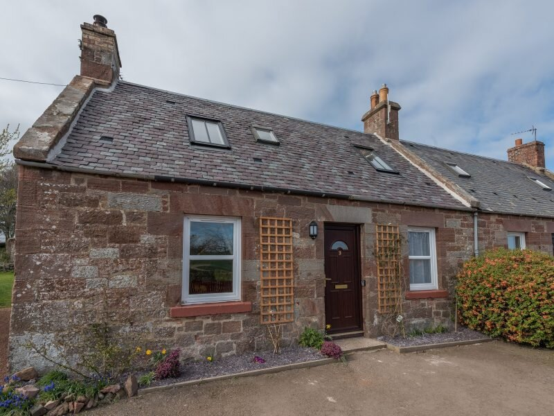 Traprain Cottage at Carfrae Farm, holiday rental in Gifford