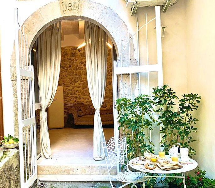 LEMON SUITE ORTIGIA, Ferienwohnung in Isola di Ortigia