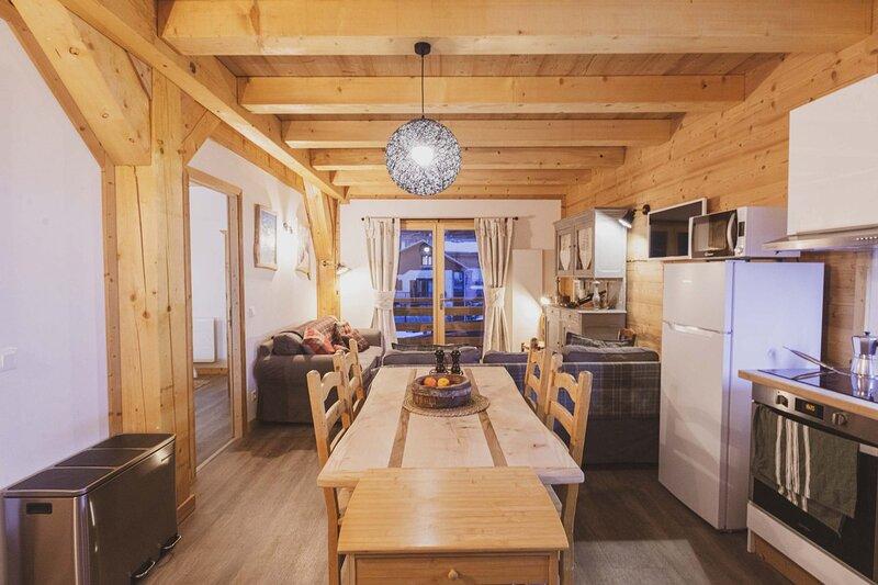 Apartment Elise, holiday rental in Val-des-Pres