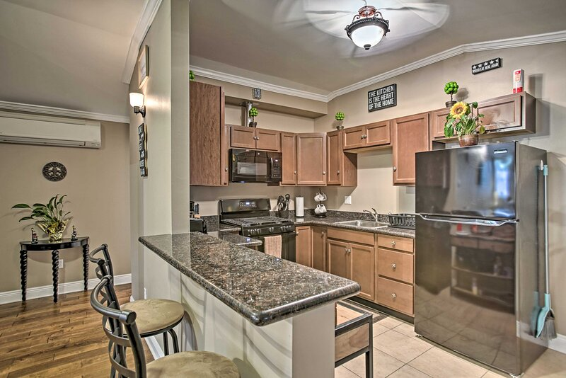 Well-Equipped Kitchen   Renovated Interior