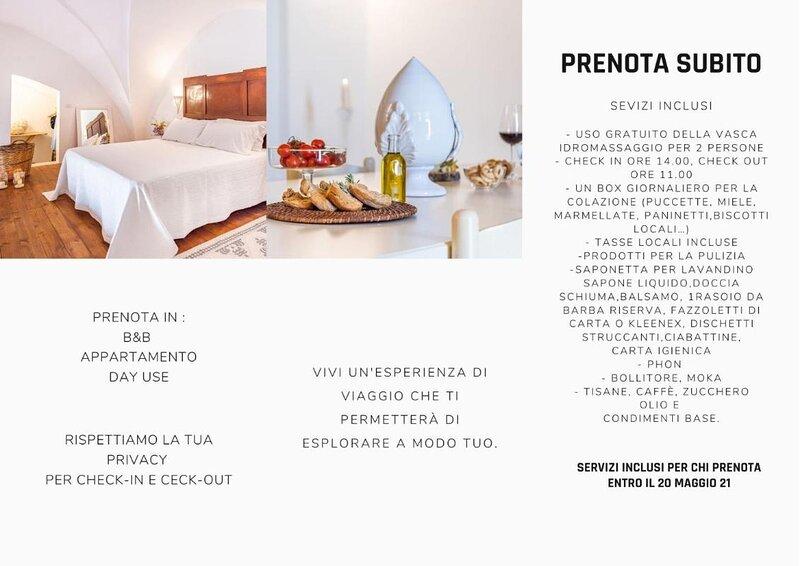 La Stanza 101 con vasca idromassaggio - Studio with Spa Bath, location de vacances à Felline