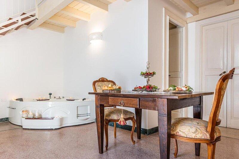Le Stanze di Felline Bb o Appartamenti - Deluxe Suite, location de vacances à Felline