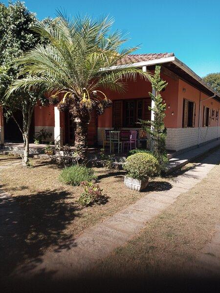 Chácara com piscina Circuito Terê Fri Nova Friburgo, vacation rental in Nova Friburgo