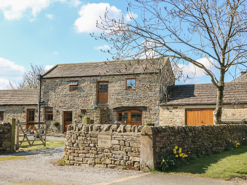 Old Hall Byre, Carlton-In-Coverdale, location de vacances à West Witton