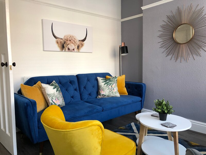 Kirby Lodge by EMPOWER HOMES, alquiler vacacional en Coventry