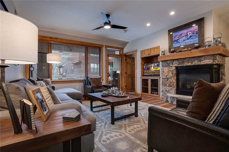 Aspen Lodge 4203 - Trappeur's Crossing Resort, holiday rental in Steamboat Springs