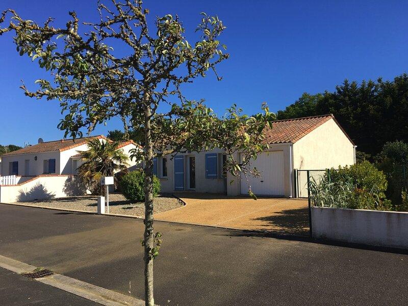 Location Maison Longeville-sur-Mer, 3 pièces, 5 personnes, location de vacances à Saint-Hilaire-la-Forêt