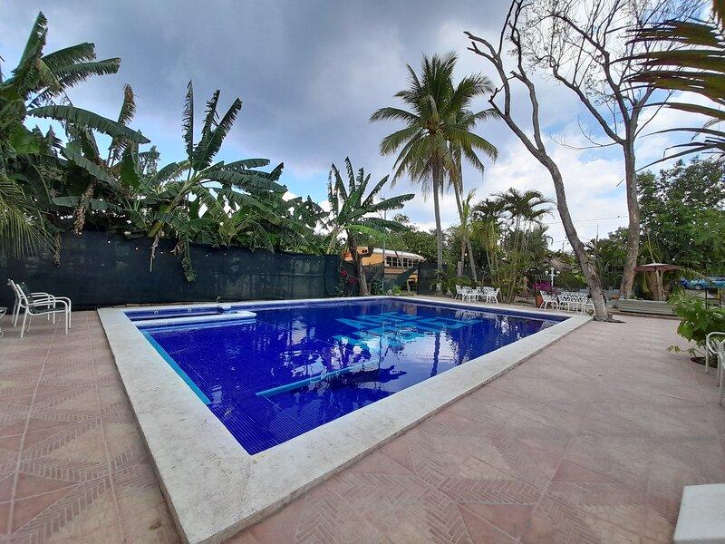 Hotel Rancho Argueta, holiday rental in La Paz Department