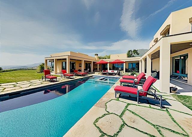 Best View in Santa Barbara | Luxury Estate | Pool, Hot Tub & Outdoor Living, casa vacanza a Goleta
