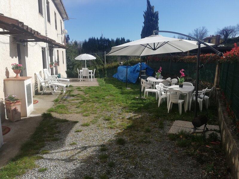 appartamento arancio, aluguéis de temporada em Coreglia Antelminelli
