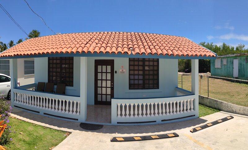 Rincon del Faro Beach House, holiday rental in Fajardo