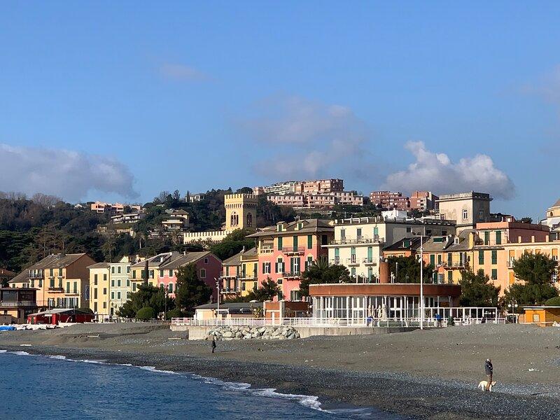 ILA5802 - CASA DEL GABBIANO*** by Holiday World, vakantiewoning in Cogoleto