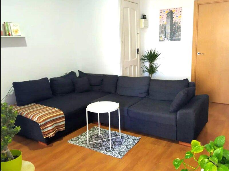 casa con terraza en valencia capital, holiday rental in Moncada