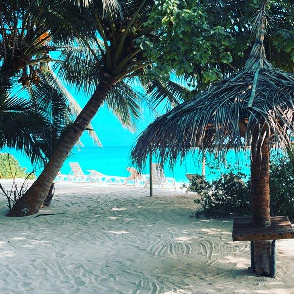 Rising Sun Beach View, holiday rental in Keyodhoo Island