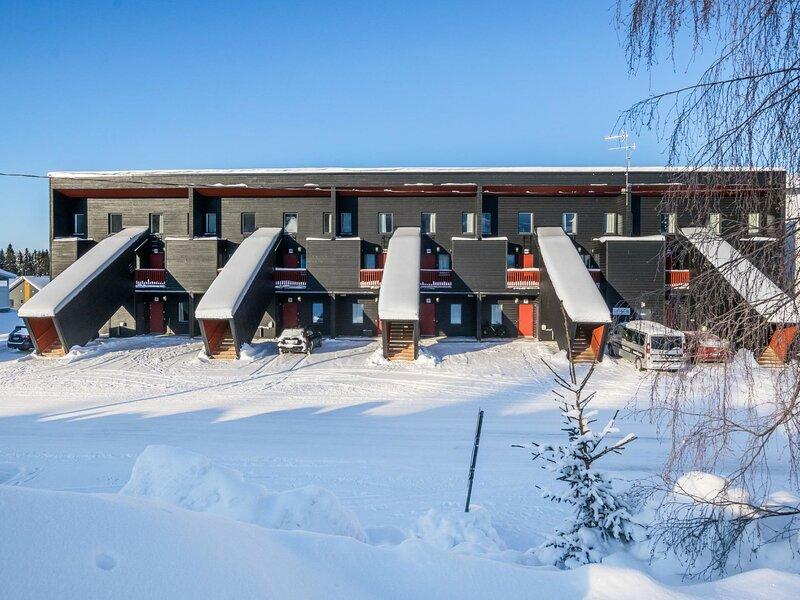 Skivillas 61 ukkohalla (b1), vacation rental in Ristijarvi