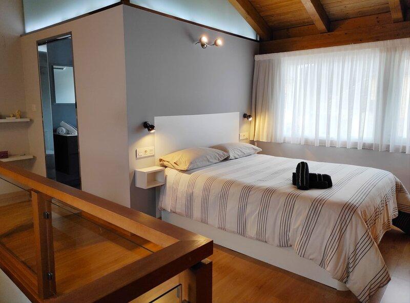 Casa Merteira, holiday rental in Nogueira de Ramuin